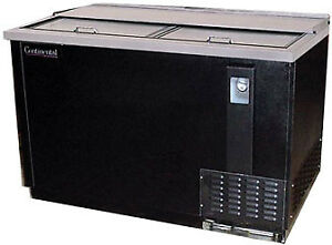 Continental Draft Beer Cooler 90 Wide Cbc64