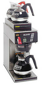 Bunn 12 Cup Automatic Coffee Brewer cwtf15 3 0213