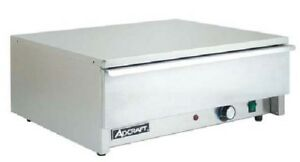 Adcraft Countertop Electric Bun Warmer Model Bw 450