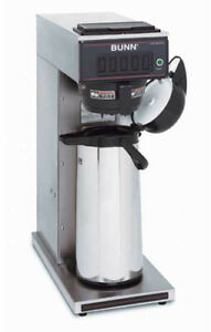 Bunn Airpot Coffee Brewer cwt15 aps 0003