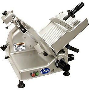 Globe Food Slicer Medium Duty 14 Dia G14
