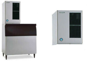 Hoshizaki Commercial Ice Machine Crescent Cuber Water cooled Condenser Km 650mwh