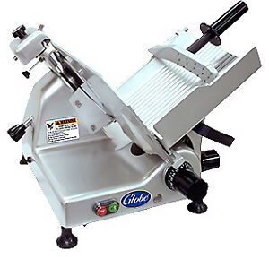 Globe Food Slicer Medium Duty 12 Dia G12