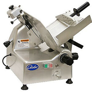 Globe Food Slicer Medium Duty 12 Dia G12a