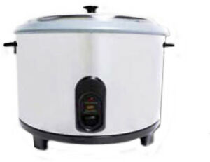 General Commercial Rice Cooker warmer 23 Cup 6 Quart Capacity Model Grc23