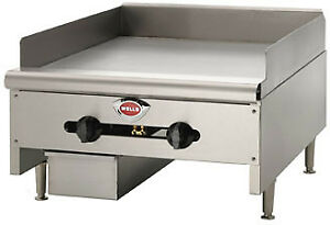 Wells Griddle 36 W Hdg 3630g