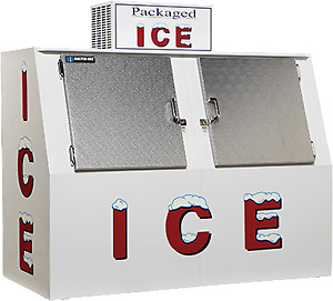 Masterbilt Outdoor Ice Merchandiser Im 60