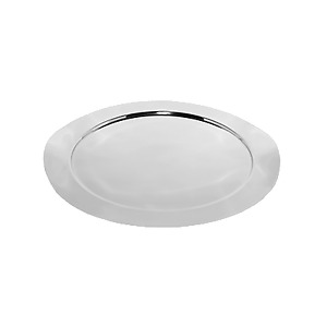 Steelforme Round Tray Silver 16