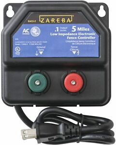 Zareba 5 mile Ac powered Charger