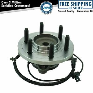 Wheel Bearing Hub Assembly Driver Or Passenger Side Front For Ford F150 2wd
