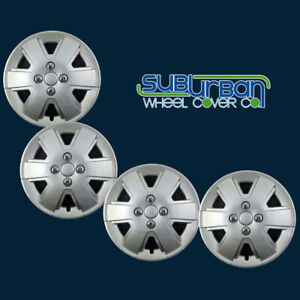 2006 2011 Ford Focus Style 432 15s 15 Snap On Hubcaps Wheel Covers Set 4