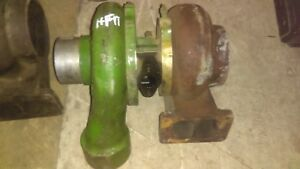 John Deere 8630 Garrett Model Turbo Charger Ar69049
