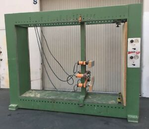 Italpresse Sp 24 12 Case Clamp Working Size 72 X 64 X 28 Pneumatic
