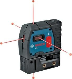 New Bosch Gpl5 Self Leveling Laser Level 5 Point 100 Ft Sale Price 6787972