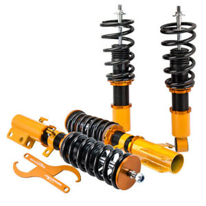 Coilovers For Toyota Celica 00 06 Coil Over Shock Front Rear Struts Spring