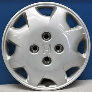 One 1998 2002 Honda Accord Lx 55045 15 Hubcap Wheel Cover 44733 S84 A10 New