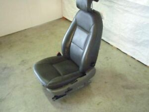 99 09 10 Saab 9 5 Driver Front Seat Bucket 4dr Leather Heat Power Mem Black