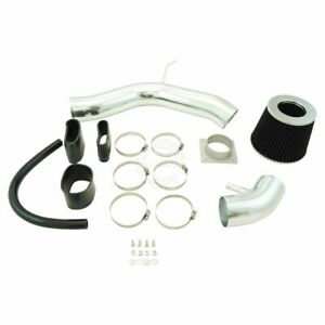 Performance Cold Air Intake Cai Assembly Kit Black Filter For Nissan Altima 2 5l