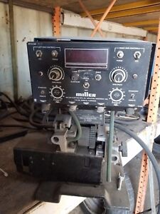 Used Millermatic D 52d For Parts