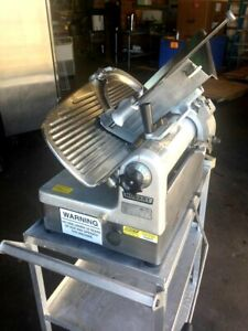 Hobart 1912 Automatic Slicer 12 Blade Commercial Meat cheese Slicer