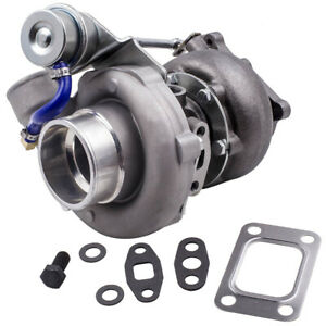 Water oil Turbo Turbocharger For Nissan Skyline R33 2 0l 2 5l Rb25 Rb20 Rb25det