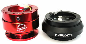 Nrg Steering Wheel Short Hub Adapter Quick Release Rd All Subaru Legacy