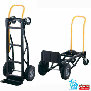 Moving Equipment Hand Truck Appliance Cart Furniture Dolly Light Duty 700 Lbs Us