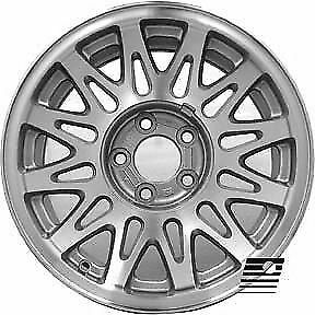 03364 Refinished Lincoln Town Car 1998 2002 16 Inch Wheel Rim Chrome