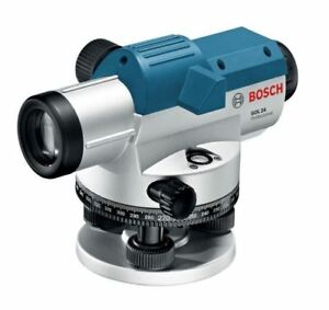 Bosch 300 Ft Automatic Optical Level Gol 24 Brand New