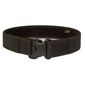 Perfect Fit Nylon Duty Web Belt 2 1 4 Tactical Police Gear Lrg 40 44 Usa Made