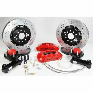 Front Baer Big Brake Systems For 1967 69 Camaro Firebird 1968 74 Nova 13