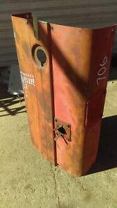 International 706 Ih Farmall Tractor Hood