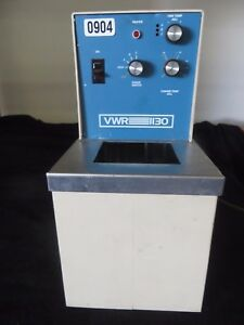 Vwr 1130 Circulating Hot Water Bath With Pump works