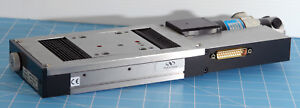 Newport klinger 2 High Precision Linear Stage Dc Servo Motor With Encoder