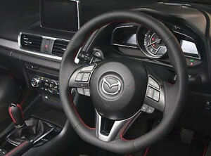 Autoexe Sports Steering Wheel For 2014 2016 Mazda 3