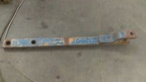 Ford New Holland Straight Drawbar With Hammer Strap 86520237