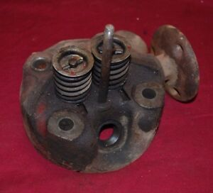 1 1 2 2 1 2 Hp International Ihc Lb Complete Head Valve Gas Engine Motor