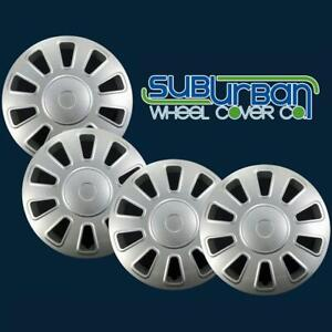 06 11 Ford Crown Victoria Police Car 17 77036sm Hubcaps Wheel Covers Set 4