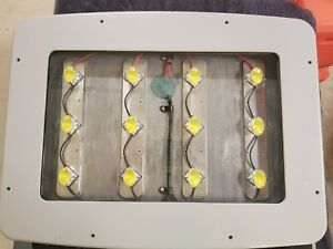 Cooper Crouse hinds Luminaire Flood Light 100 277 Vac Pfm13lcy unv176 New