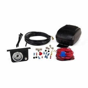Air Lift 25804 Air Shock Controller On Board Compressor Kit 160psi