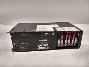 Omega Coutant Lambda 400pfc Power Supply 400w
