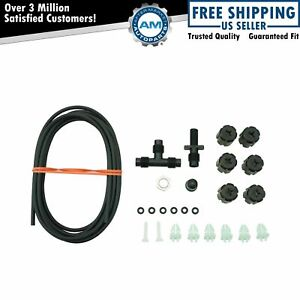 Monroe Ak29 Shock Absorber Air Hose Kit For Buick Chevy Gmc Ford Jeep Toyota New