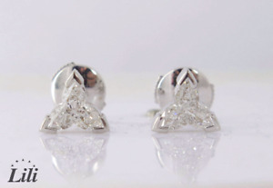 Black Friday Special Sale - My Love Diamond Earrings 1.1Ct G Color SI