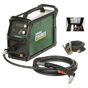 Thermal Dynamics Cutmaster 60i Plasma Cutter W 50 Ft Torch Pkg 1 5631 1
