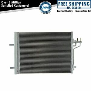 Ac Condenser A c Air Conditioning With Receiver Drier For Ford Transit Connect