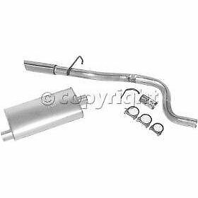 Dynomax Exhaust System New For Jeep Grand Cherokee 1999 2001 19312