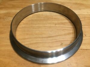 Stainless Steel Pipe Flange Ac 52592 Rre 010924 A182 F316 f316l e72027