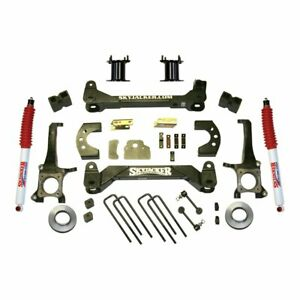 Skyjacker Suspension Lift Kit New For Toyota Tundra 2007 2017 Tu760bkh R
