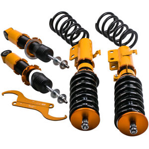 Coilovers For Toyota Corolla 03 08 Matrix Coil Over Shock Front Rear Spring