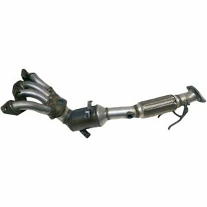Davico Catalytic Converter Front New For Ford Focus 2012 2014 19523